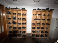 Wnętrze Kościoła - tu zostawiamy buty