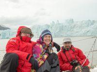 Tempelfjord - lodowiec